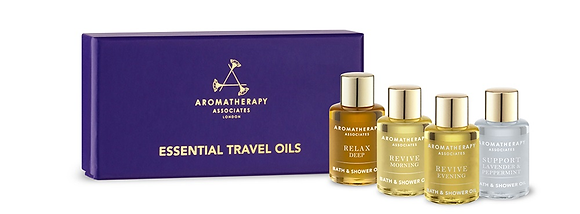 Essential Travel Oils