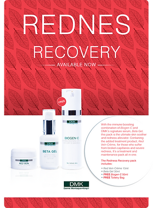 Redness Recovery Pack