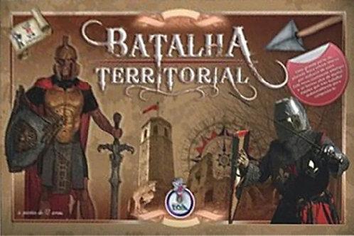 Jogo de Tabuleiro Infantil Batalha Territorial