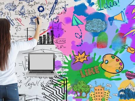 Beyond Superficial: Creativity on Social Media