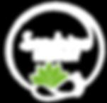 LOGO_SANDRINE_MEDART_2017_NEGATIF_FEUILL