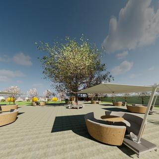 Centro de esperanza exterior seating_1.p