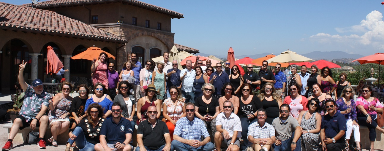2017 Wine Excursion Group