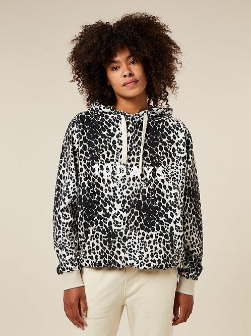 Hoodie Leopard