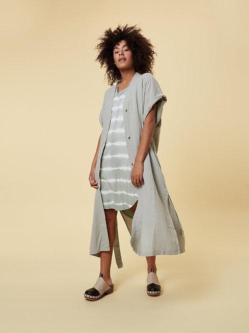 Wrap Dress Crinkle