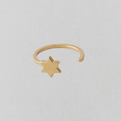 Sternring (Gold)