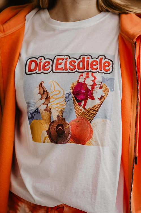 Shirt Eisdiele