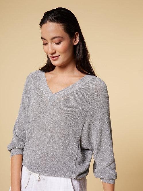 Thin Sweater Lurex