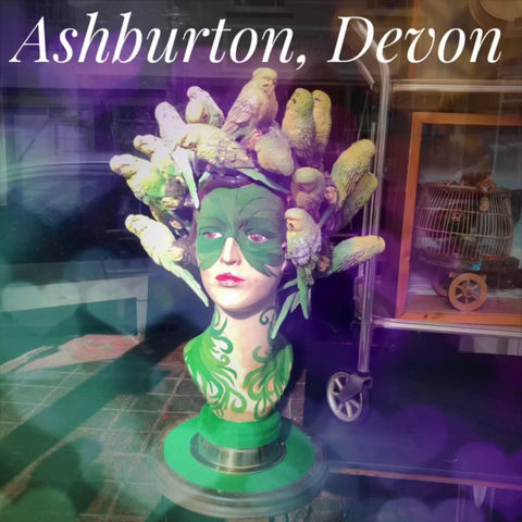 Ashburton - a little detour?