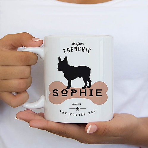 French Bulldog Breed Mug
