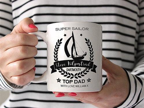Sailing Champion Mug