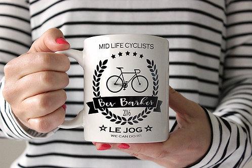 Top Cyclist Mug