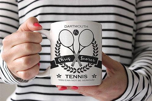 Tennis Champion Mug