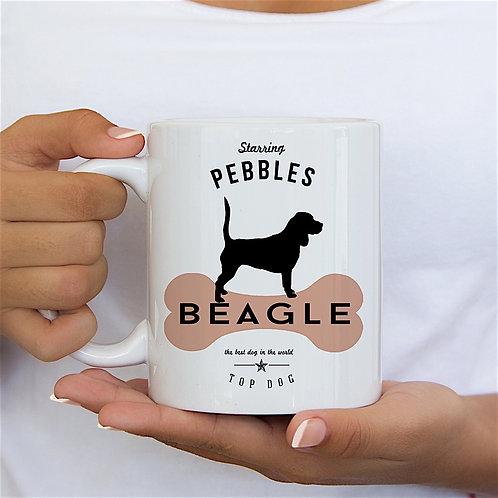Beagle Dog Breed Mug