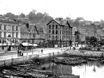 Dartmouth late 1800's