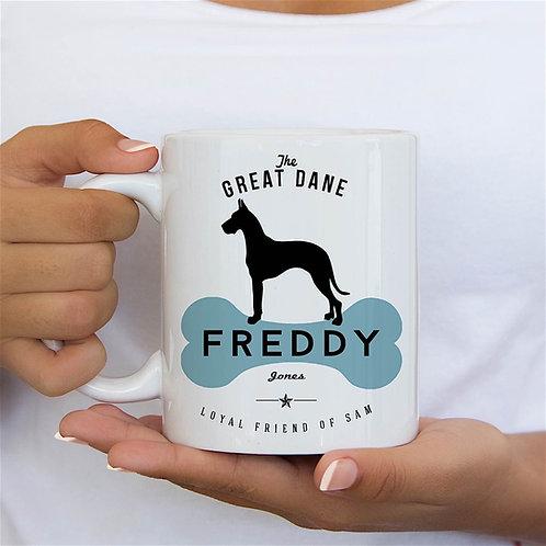 Great Dane Dog Breed Mug
