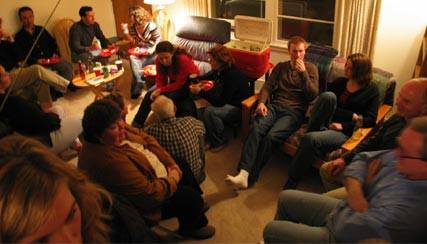 A Spiritual Community