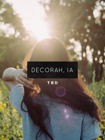 SHE IS, Decorah Iowa.png