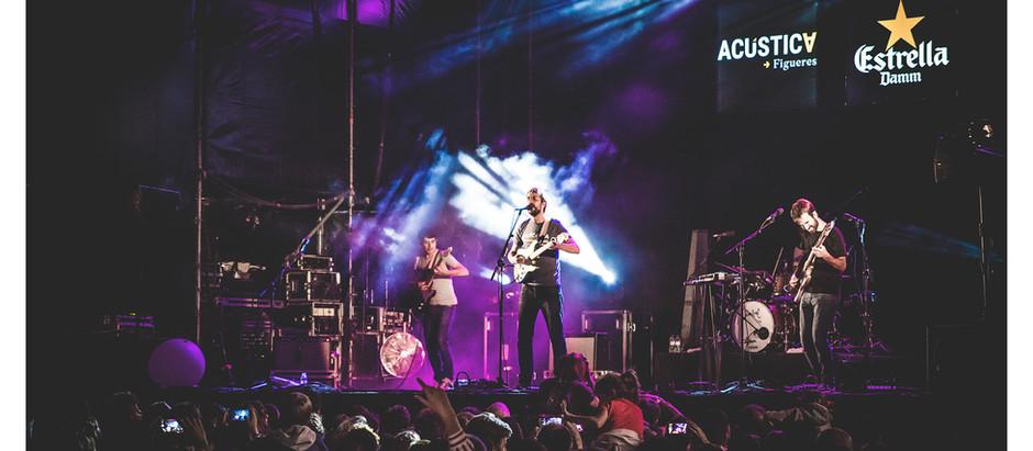 Concert del Grup Manel a Figueres