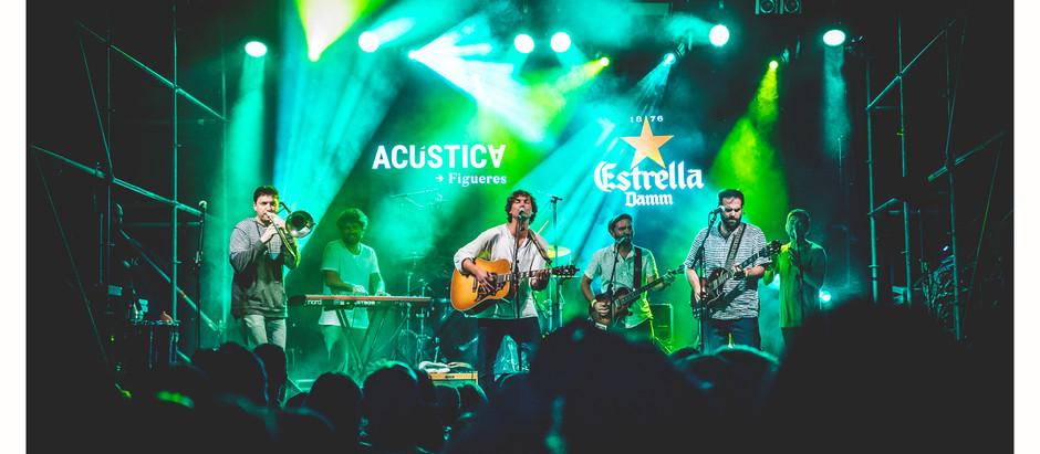 Concert Ramon Mirabet a l'Acustica de Figueres