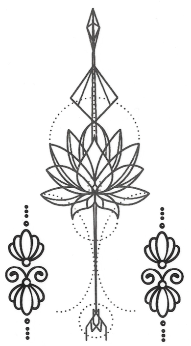 Arrow lotus