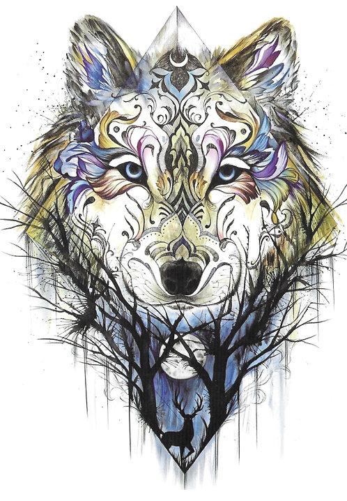 Géometrik wolf