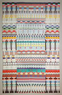Jacquard Wandbehang (Fünf Chöre), 1928