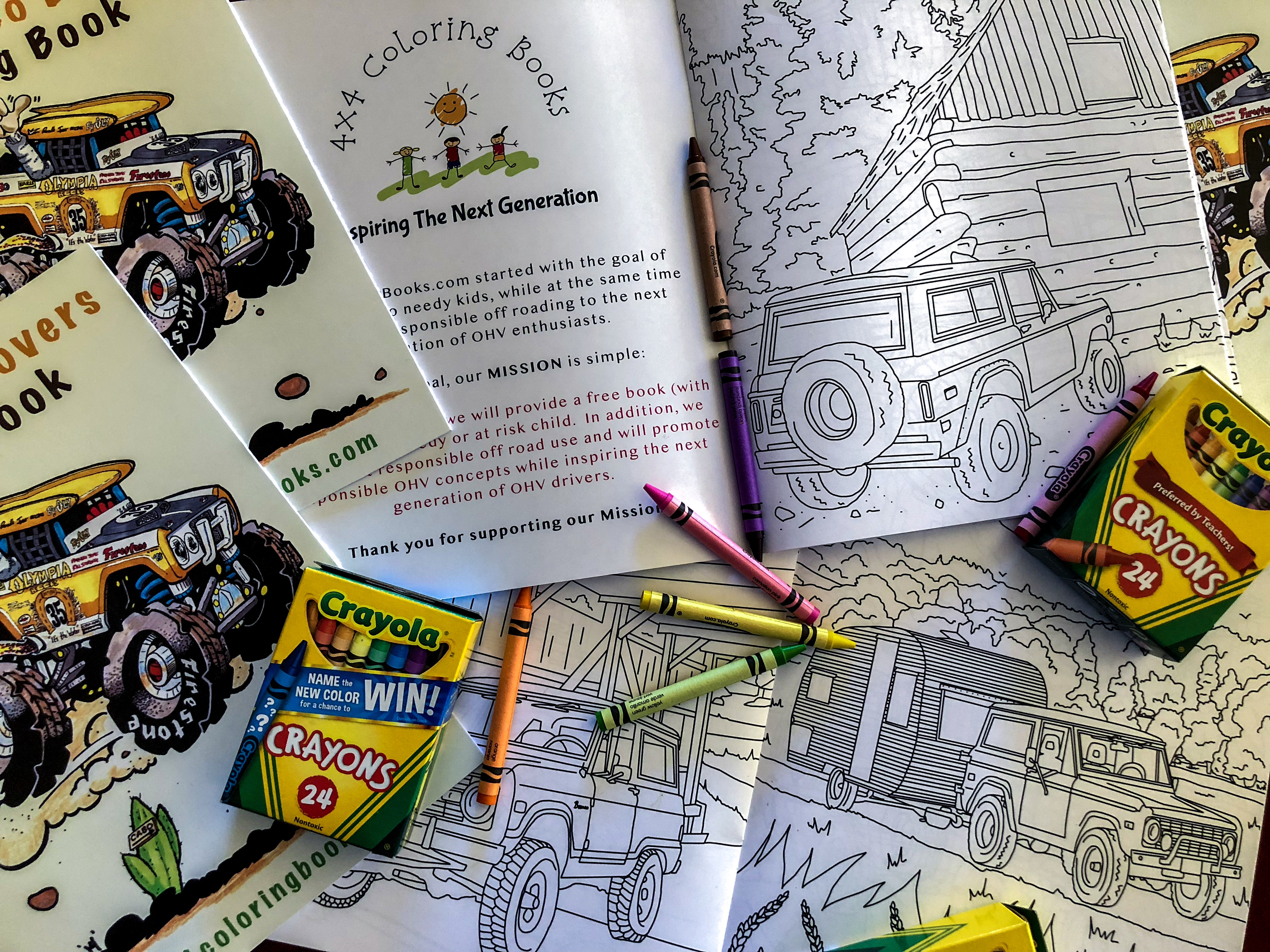 Custom Coloring Books Hand Drawn From Photos Made In The Usa
