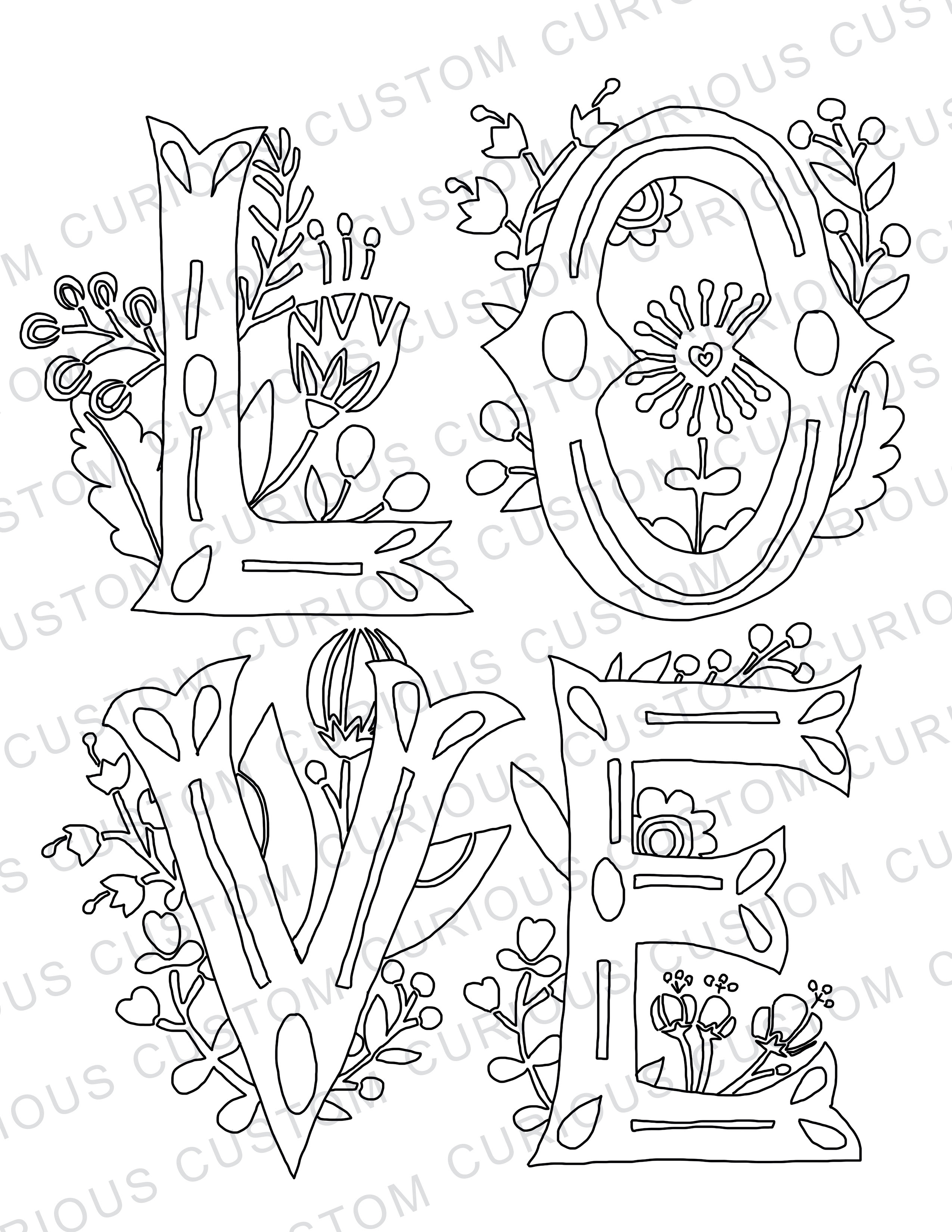 personalized coloring books wedding