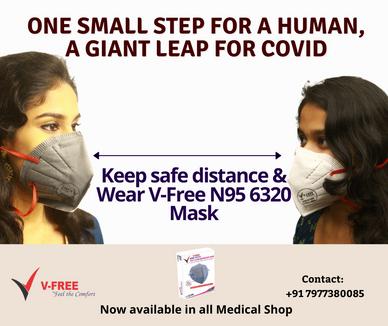 Vfree N95 Mask Keep Safe Distance.png