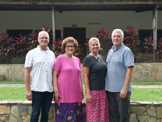 ABWE Leadership visits Togo