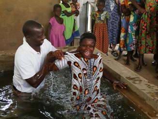16 Baptized at Avegame