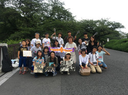2016 7/1 来日50周年 日本武道館 集合写真 企画 午後の部