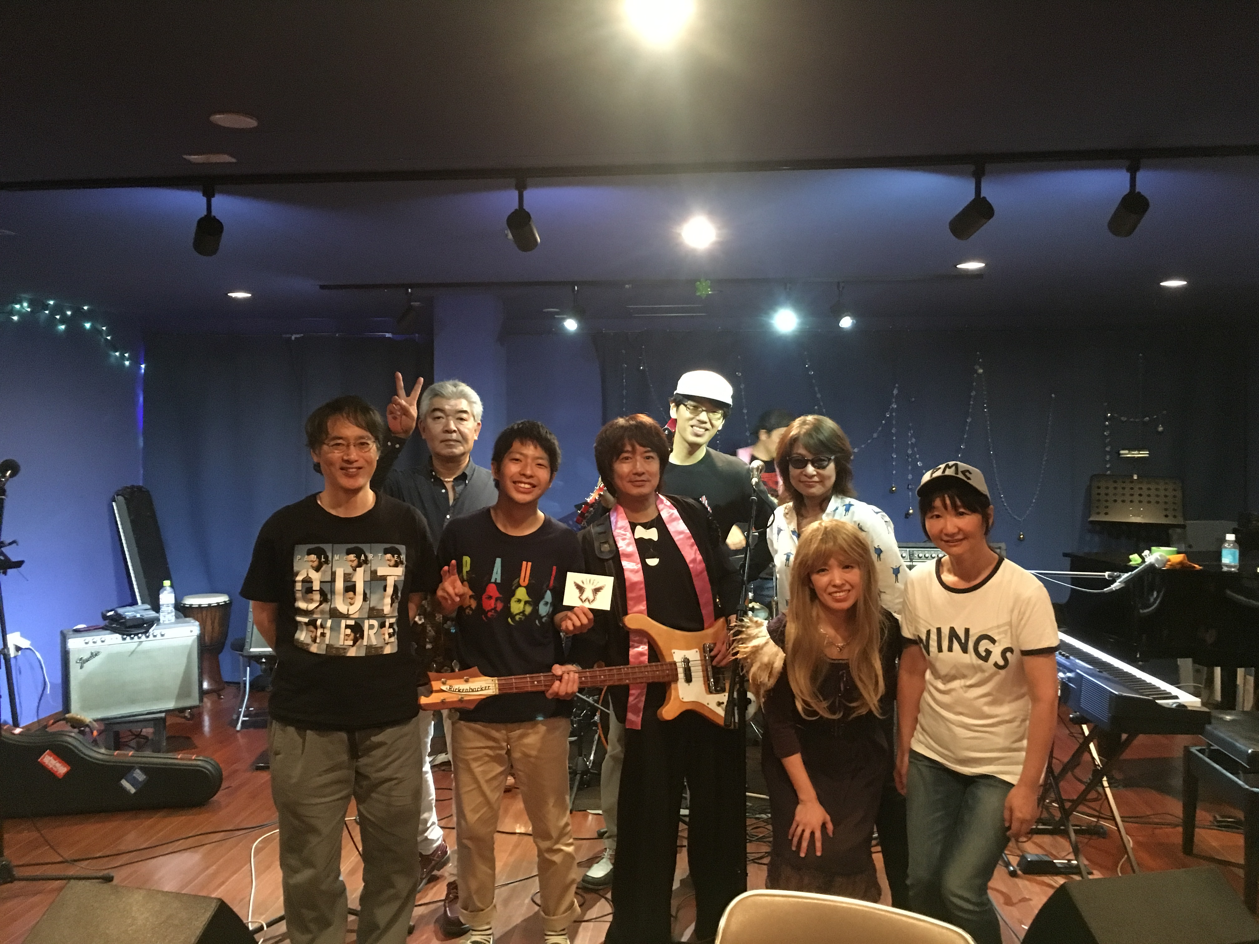 2016 7/23 PAULソーセージ&Winナース FUKUOKA TOUR