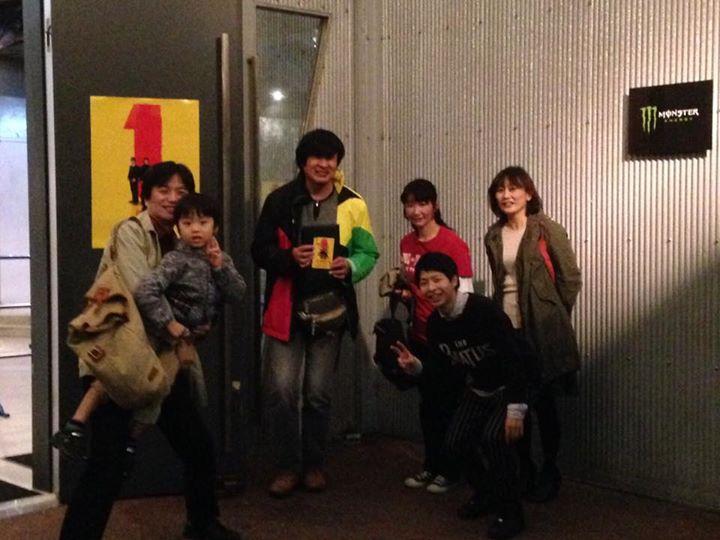 2015/11/30 The Beatles 1 爆音試写会集合写真 福岡会場