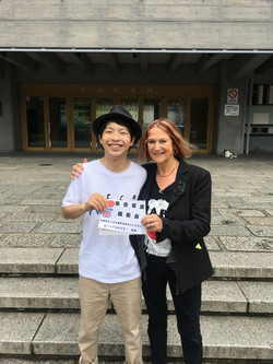 2016 6/30 来日50周年 日本武道館 集合写真 午前の部