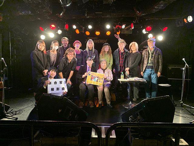 2019/12/3 星加ルミ子 トークショー 集合写真 企画