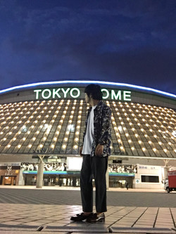 2018年 東京ドーム