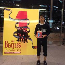 ビートルズ1+ 発売記念