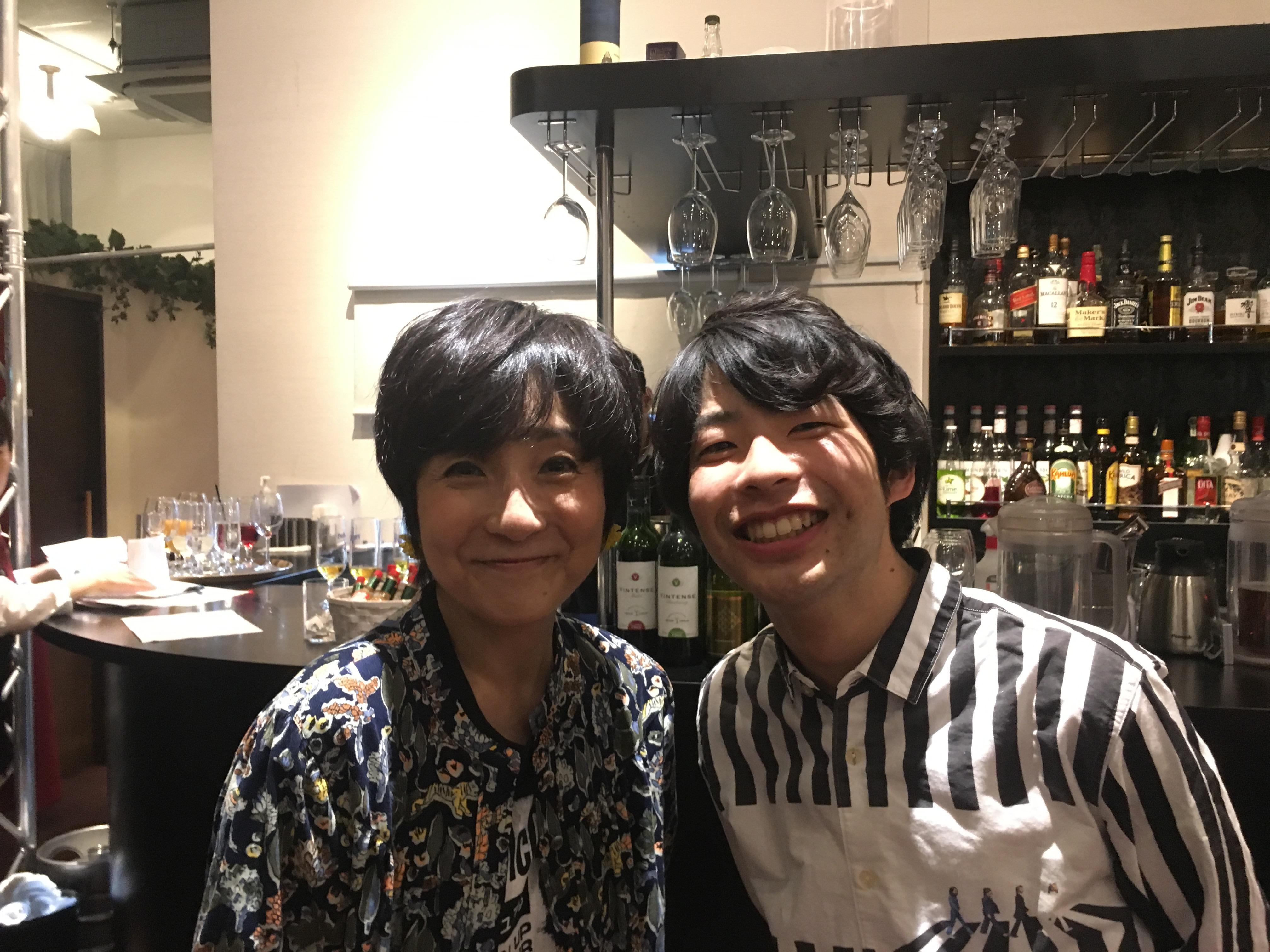 藤田朋子さん ライブ
