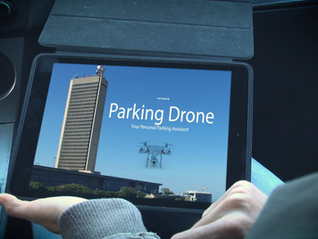 Parking Drone - HackADrone