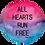 Thumbnail: all hearts run free tee