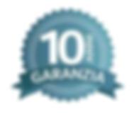 Camerette 10 anni di garanzia