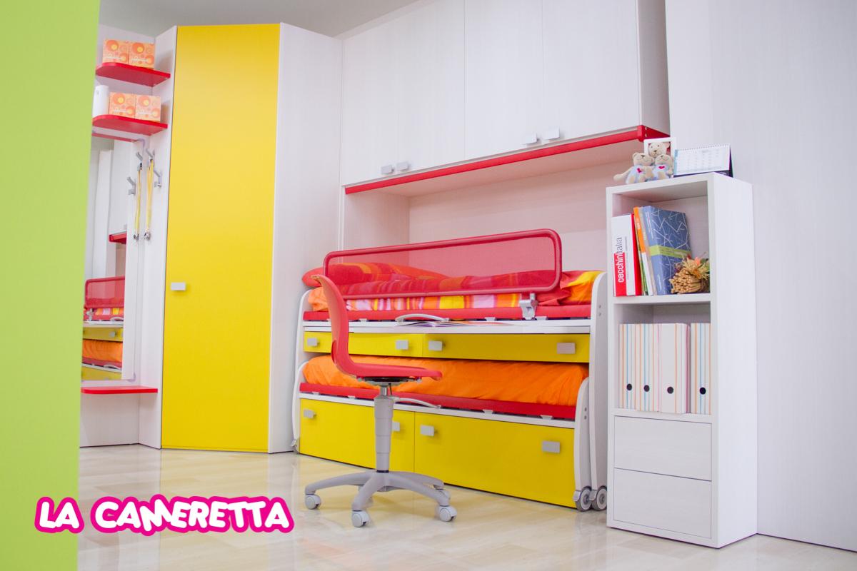 Mobili camerette per bambini