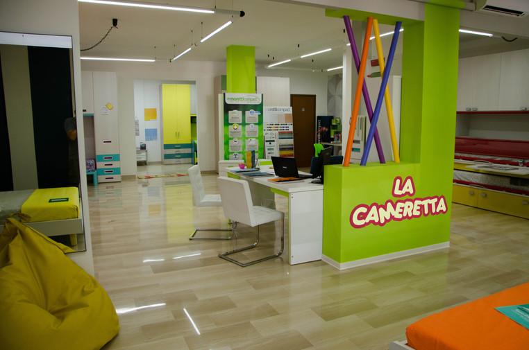 LA CAMERETTA by Moretti Compact