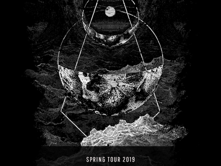 Spring tour 2019 is on the way..