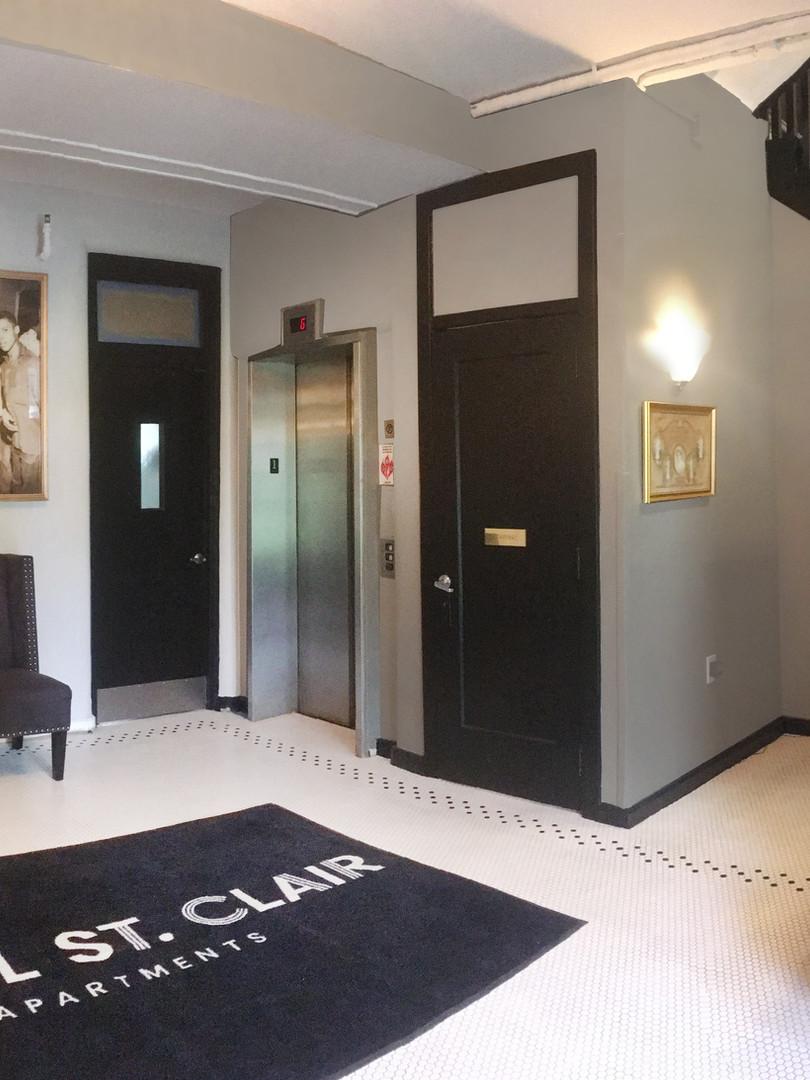 Hotel St. Clair