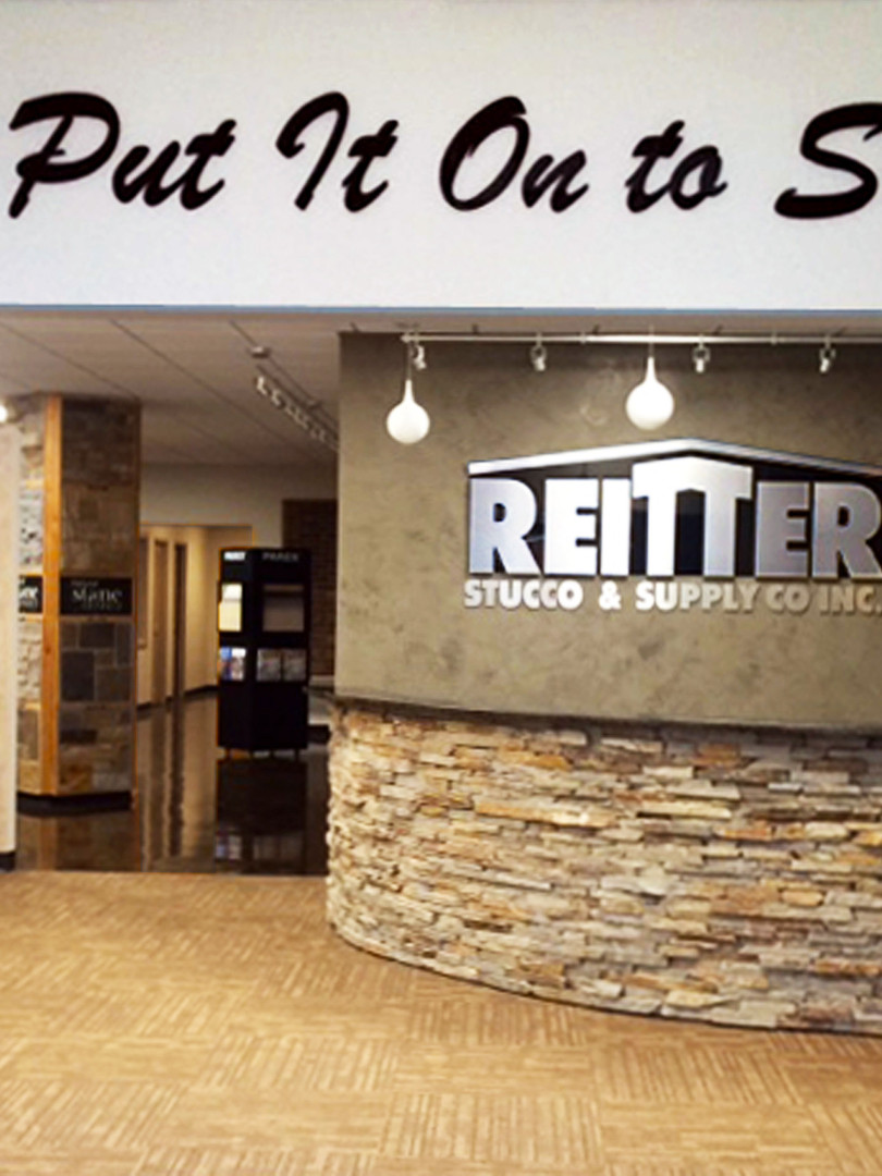 Reitter Stucco & Supply Co. Inc.
