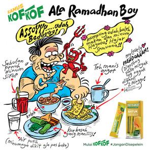 Ramadan Boy