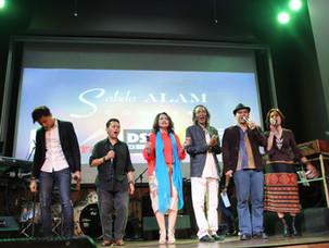 Konser SABDA ALAM Masterpiece Yockie Soe